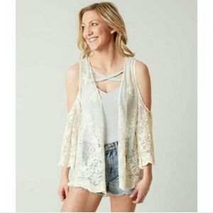 LACE cardigan from BUCKLE..